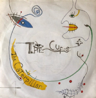 "Cure (The) - The Caterpillar (7"") (EX/G-VG)"